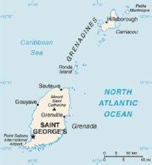 MapGrenada