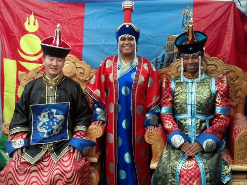 Naadam is the Mongolia cultural festival. This is just one of many outtings during the last part of my Mongolian experience.