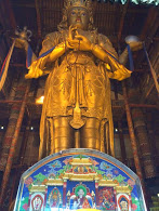big temple buddah
