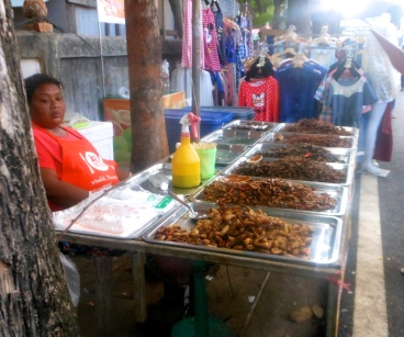 There's still one food in Thailand I haven't tried yet... Insects!